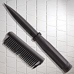Self Defense Hair Brush