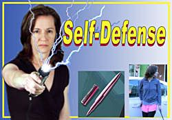 Self Defense Weapons for Women and Men