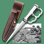 British WWI Robbins of Dudley Fighting Knife