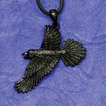 Wicked Raven Pendant