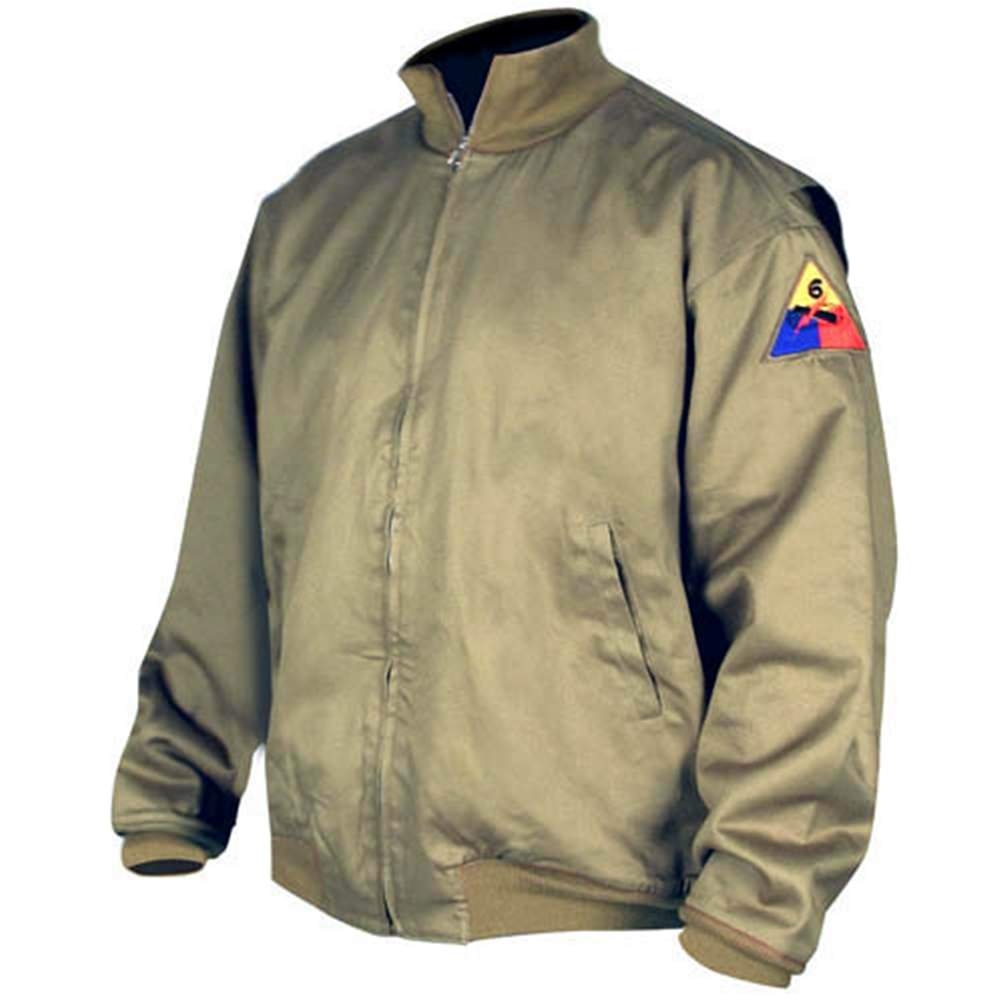 Us Wwii Tanker Reproduction Jacket