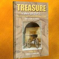 Treasure is Where You Find It Hardcover Book