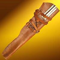 Leather Scabbard for M1 Garand Rifle