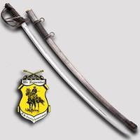 Personalized US 1906 Cavalry Saber