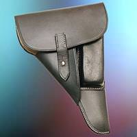P-38 Soft Shell Holster SS Marked