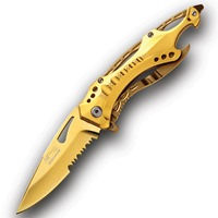 Gold Rush Fantasy Knife