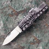 Iron Horse 150 Ton Shay 1944 Pocket Knife