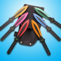 Flash Throwing Knife Set