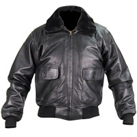 G-1 Leather Flight Jacket US Government Spec