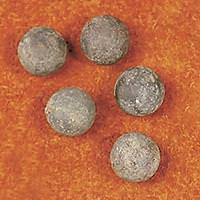 Brown Bess Lead Musket Balls - 5