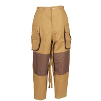 US WWII Paratroopers Reproduction Pants O.D.