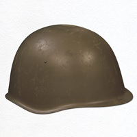 Czech M53 Surplus Helmet