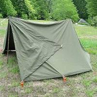 US GI Surplus Pup Tent