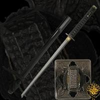 Practical Shinobi Ninja-To, Black Same