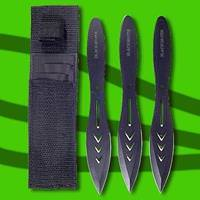 Throwing Knives - Set of 3