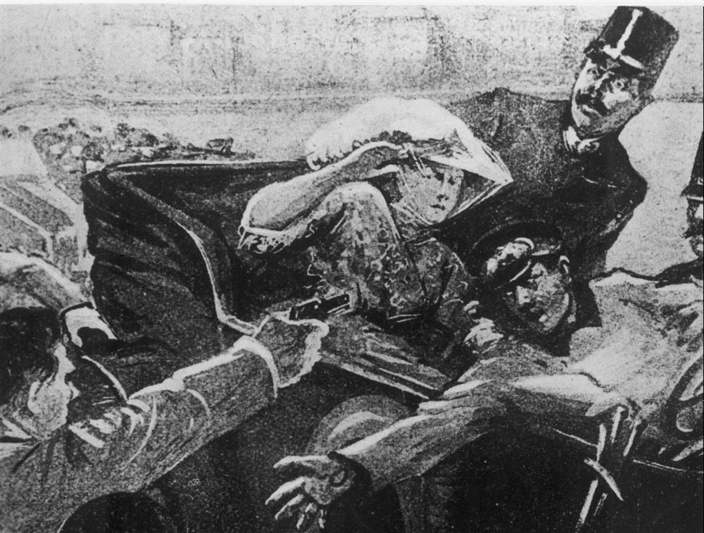 assassination of Archduke Ferdinand