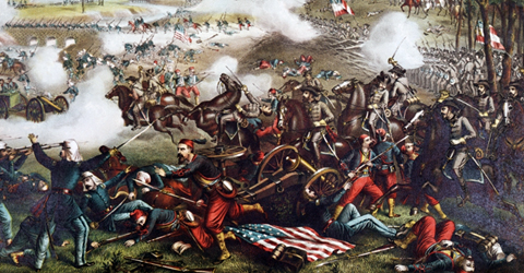 Civil War History: The Battle of Bull Run