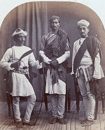 Gurkha, Brahmin and Vaish