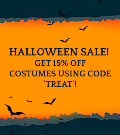 Halloween Sale Savings 2020